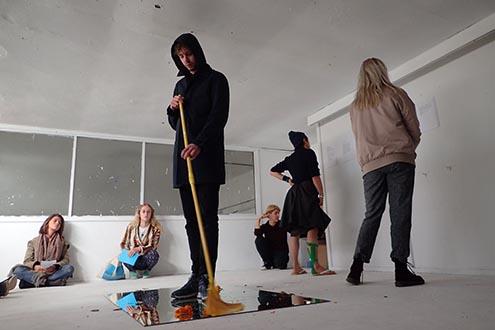 Art School Barcelona, Metàfora Studio Arts