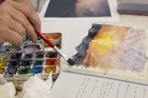 Winter Intensive introductory course in art therapy