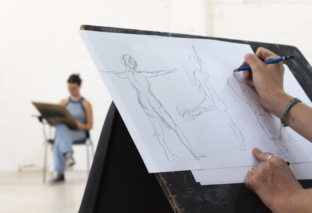 Art school Barcelona